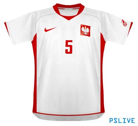 Poland NIKE Home 4