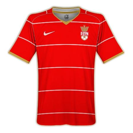 Poland/Nike - Newest Designs