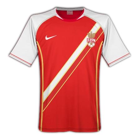 Poland/Nike - More Kits