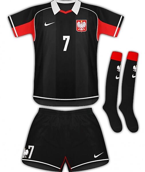 Poland/Nike Third Kit