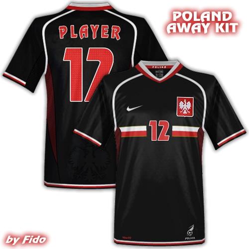 Poland Nike Kits 2.0