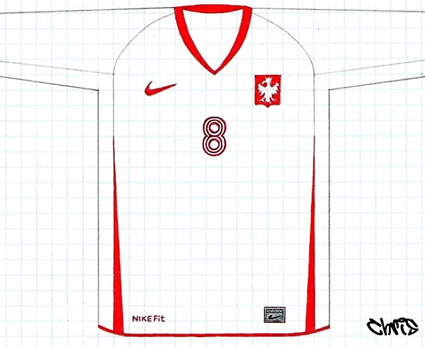 Poland Shirt Project
