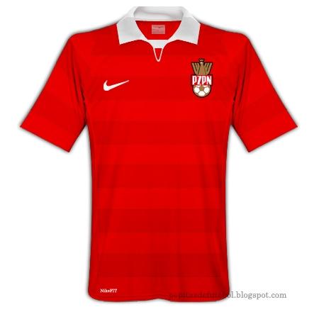Polska Away by Nike