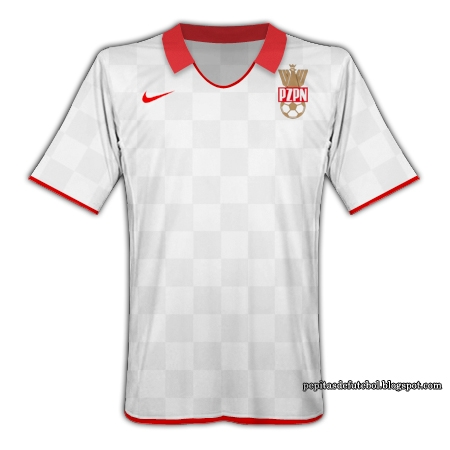 Poland Away by Nike