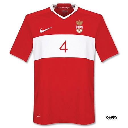 Poland Away Shirt Project