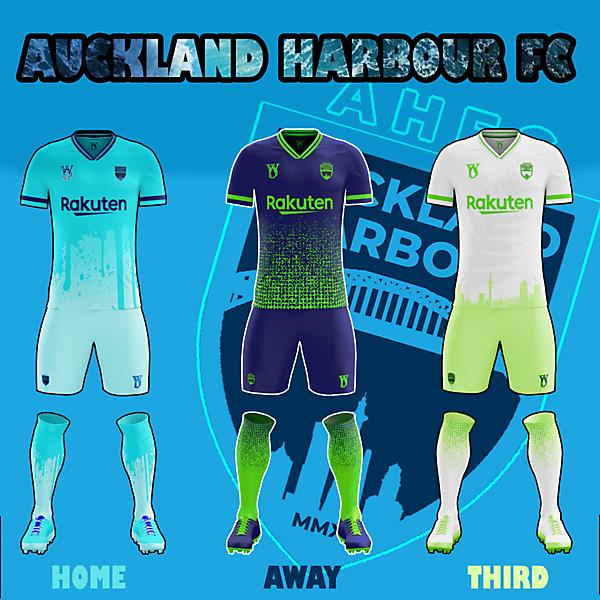Auckland Harbour | WorldyDesign