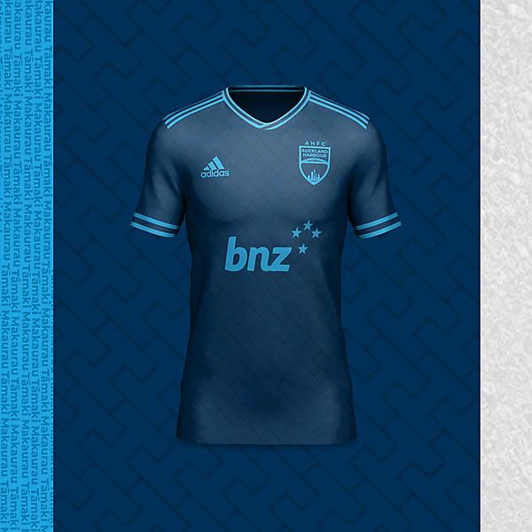 Auckland Harbour FC X Adidas Kits