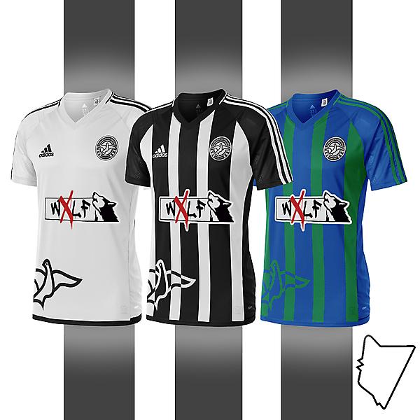 Club Atlético Porteño Kits