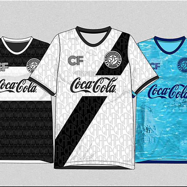 Club Atletico Porteno Kits