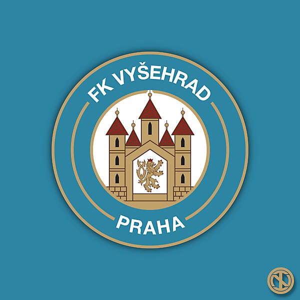 FK Vyšehrad | Crest Concept