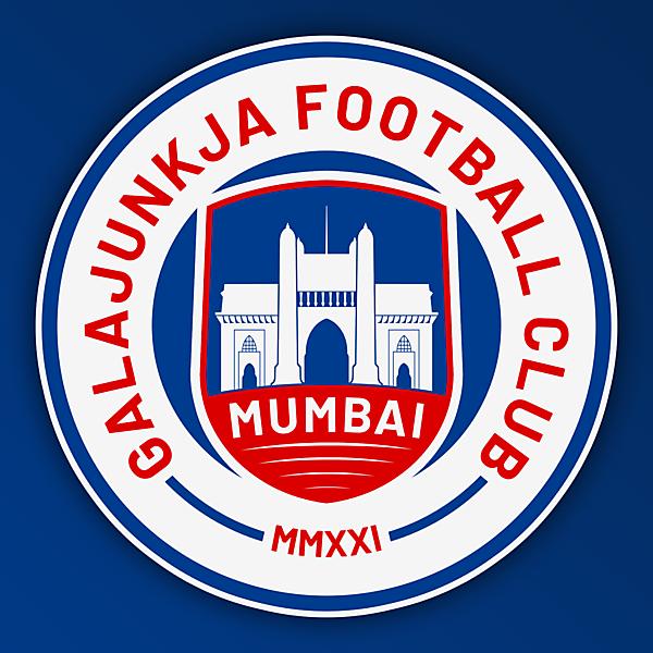 Galajunkja FC | Crest Design