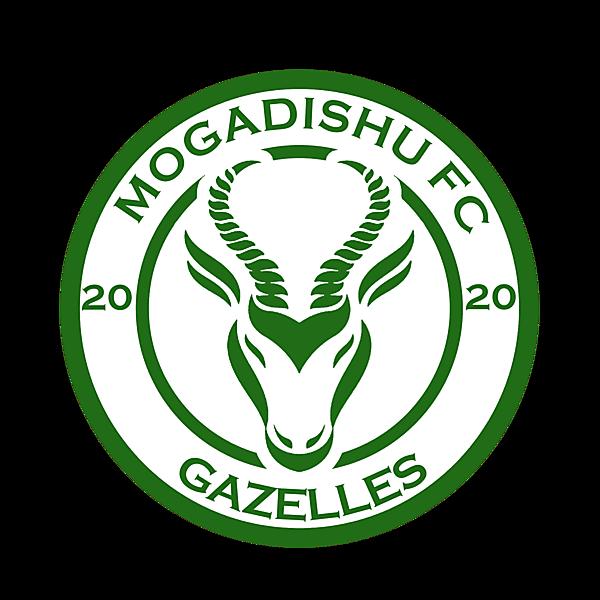 Mogadishu FC Gazelles Crest