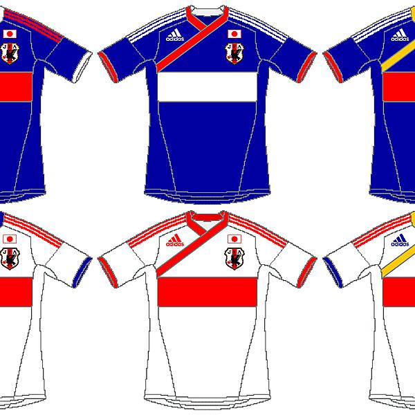 Japan Adidas V.3