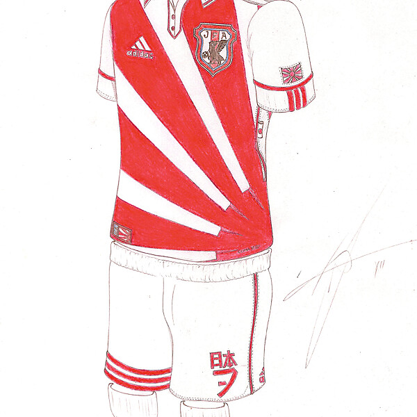 Japan Hand Draw