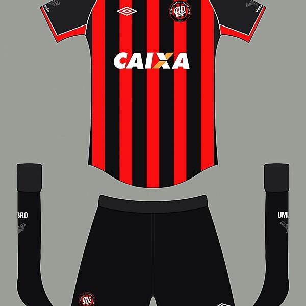 Clube Atlético Paranaense home