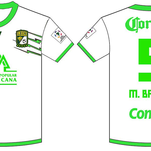 León F.C. Away