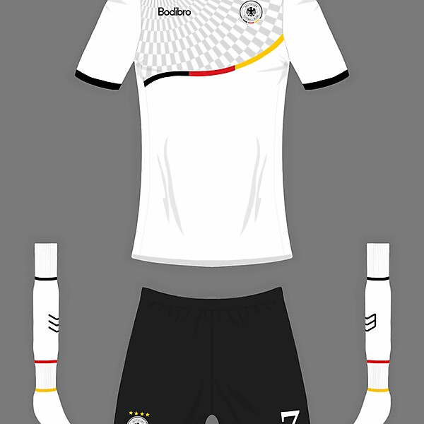 Bodibro Curve template. Germany home