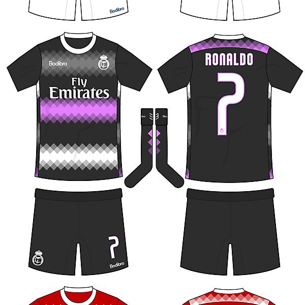 Bodibro Losange Teamwear