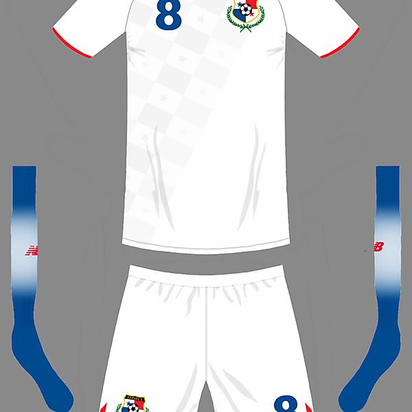 Panama away kit