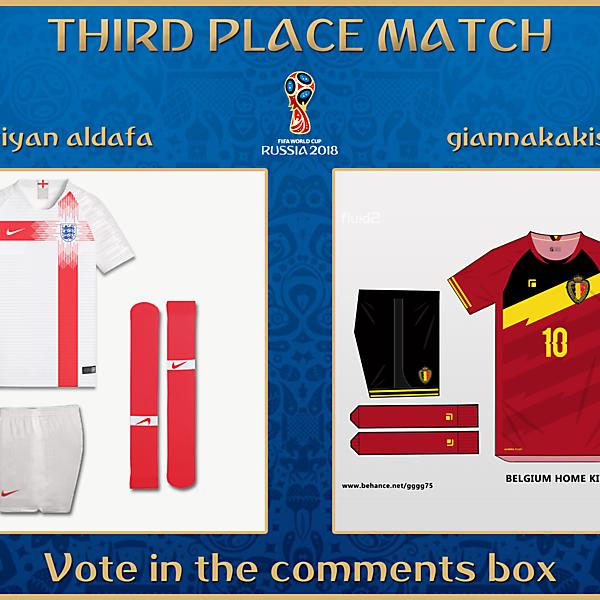 [3rd place match] riyan aldafa - giannakakis