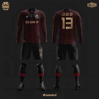 FC Seoul x Adidas   Third