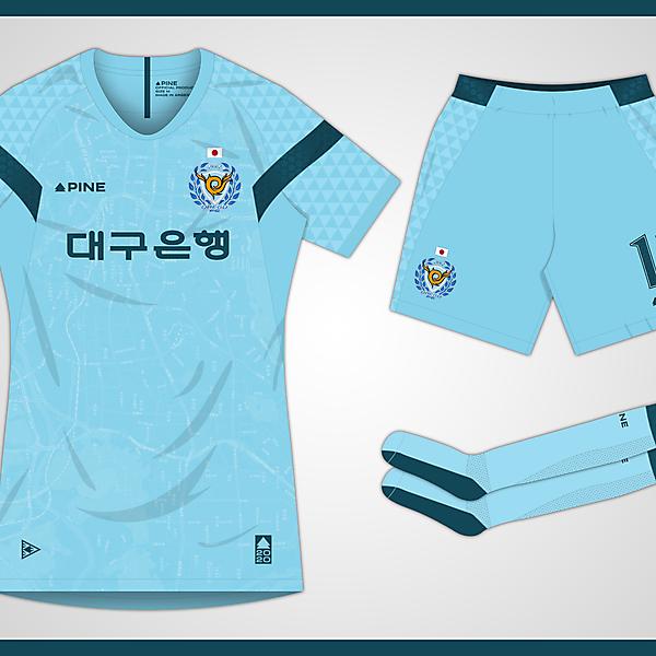 Daegu FC   Home   Pine