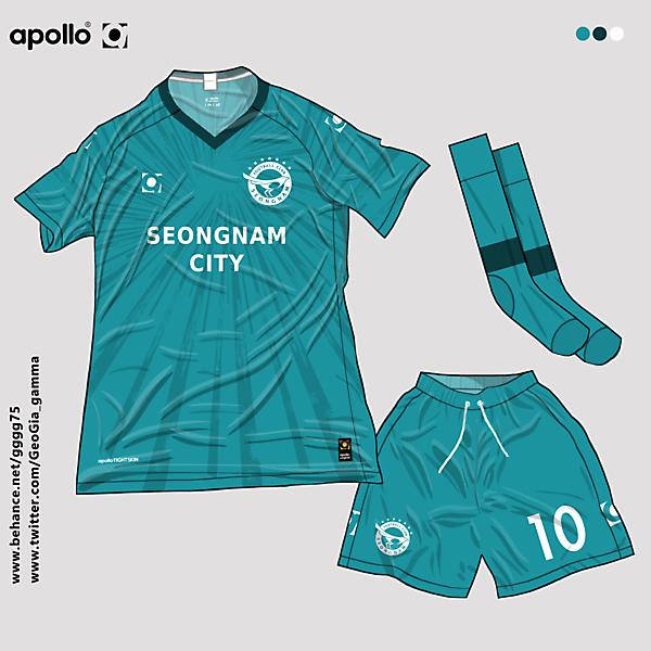 seongnam third kit