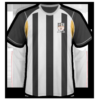 Stafford Rangers Home Kit 09/10