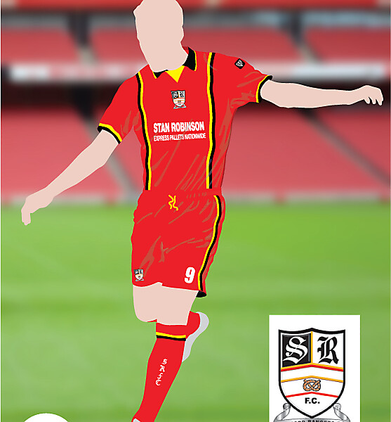 #2 - Kit Design Competition - Stafford Rangers (closed)