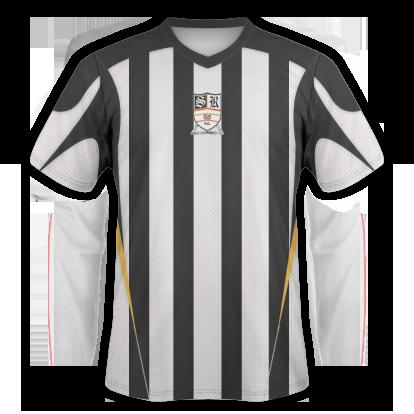 Stafford Rangers Home Kit 2009/10