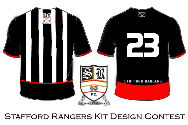 Stafford Rangers 2009/20 Home