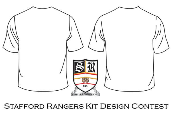 Stafford Rangers 09/10 kits here