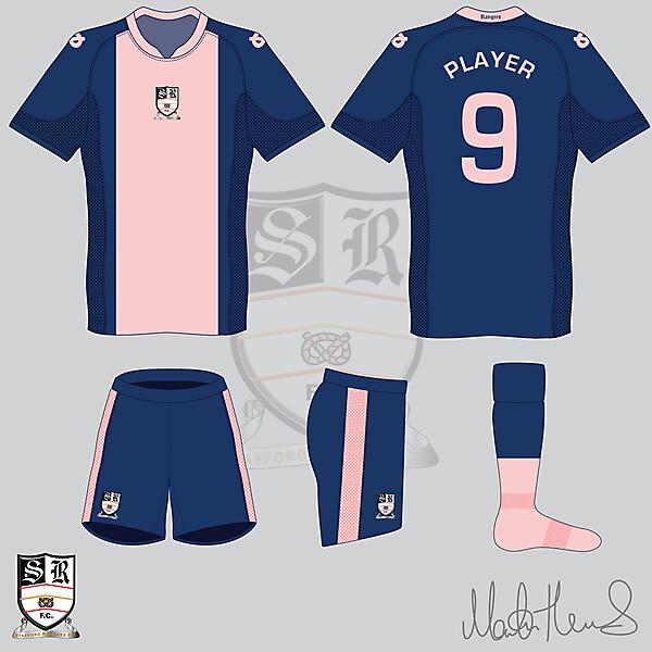 Stafford Rangers FC Away/Change Kit #6 - Martin Thomas Design