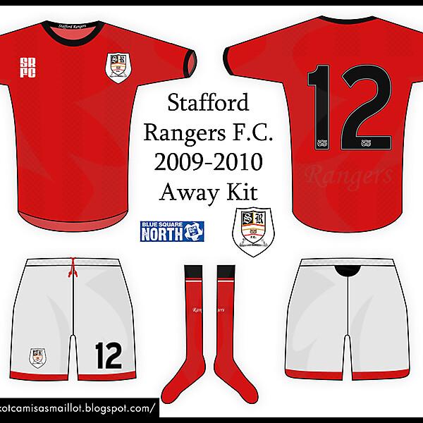 Stafford Rangers Away