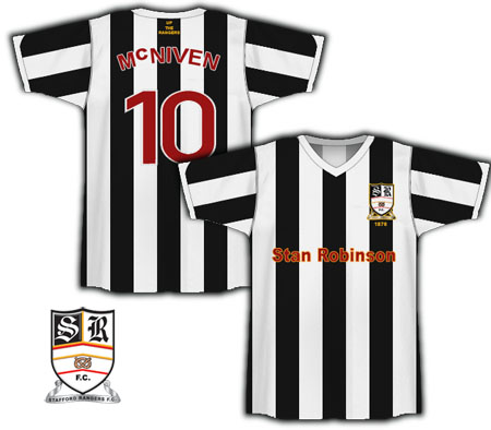 Stafford Rovers Home