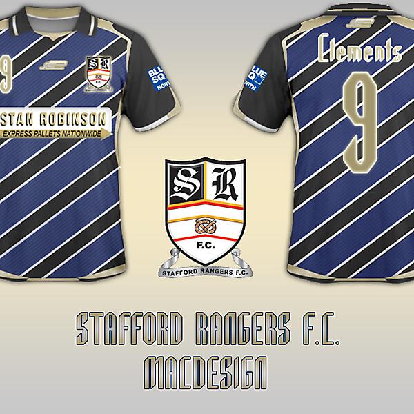 Stafford Rangers #5