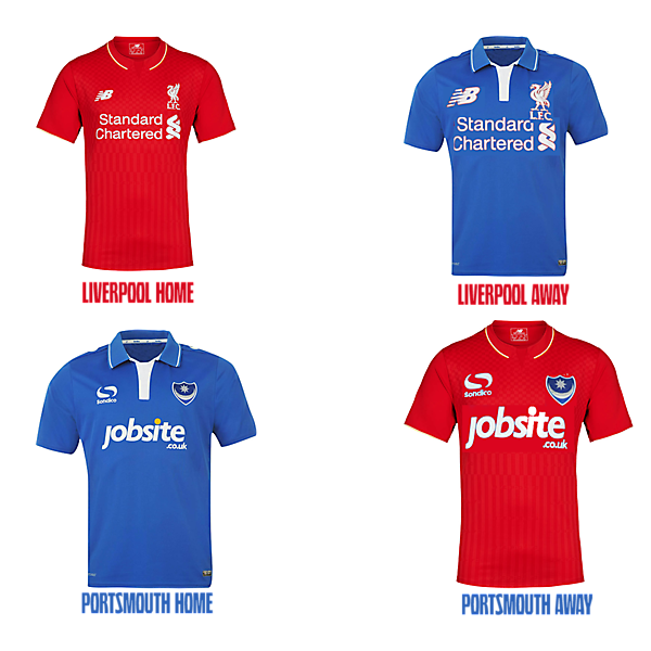 Liverpool-Portsmouth Crossover