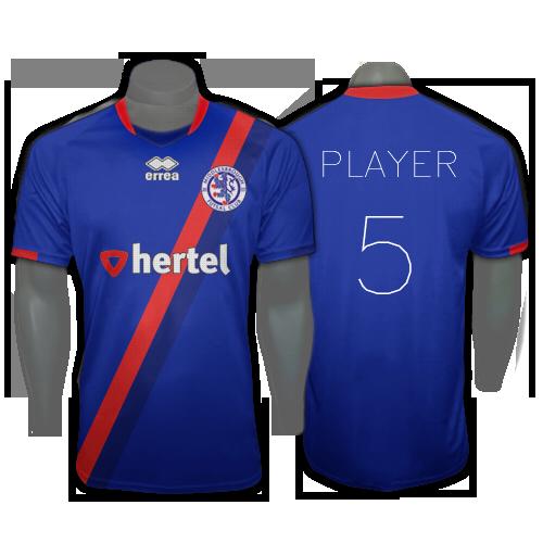 M\'boro Futsal Home Kit