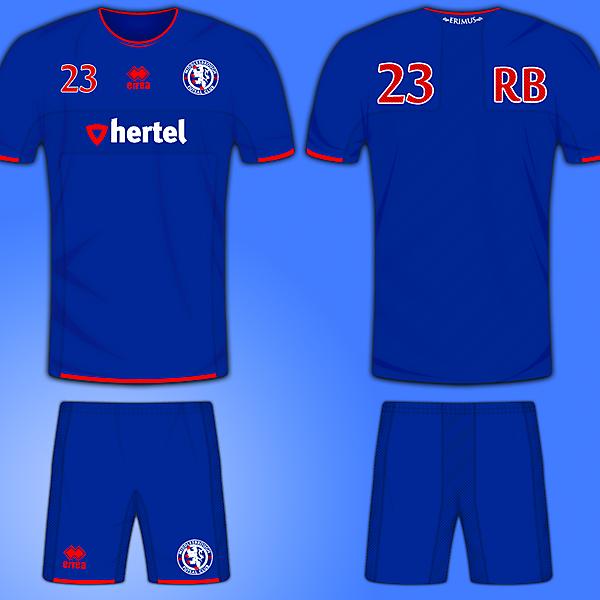 Boro Futsal concept