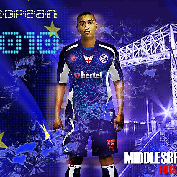 Middlesbrough Futsal Club Version.06 - EV - Player