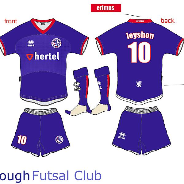 Middlesbrough Futsal Club #8 --- Matte1897