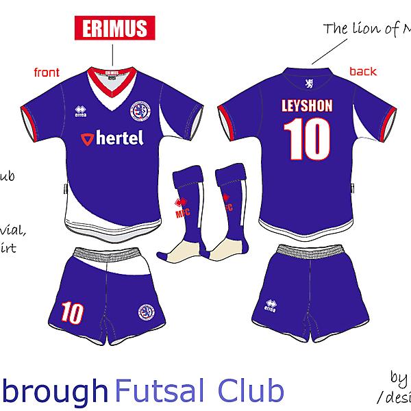 Middlesbrough Futsal Club #7 --- Matte1897