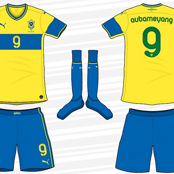 Gabon Home Kit