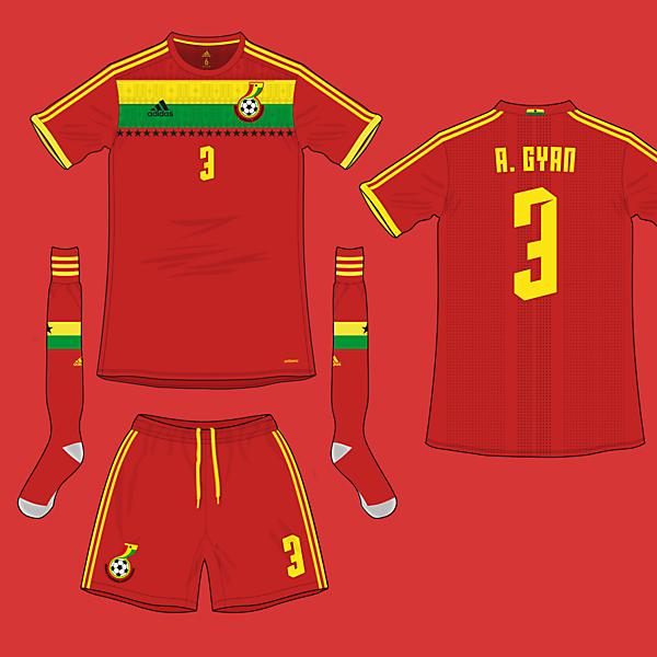 Ghana   away kit