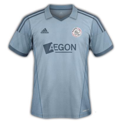 Ajax Away kit by VSync32