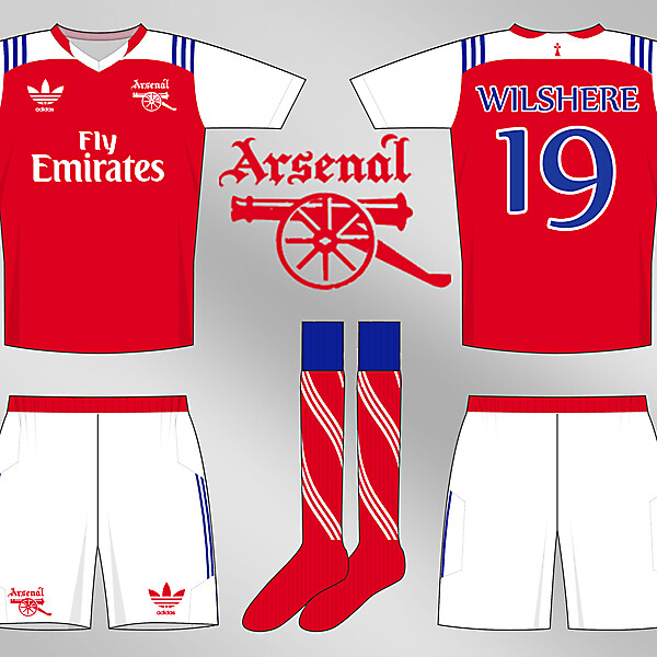 Arsenal Home