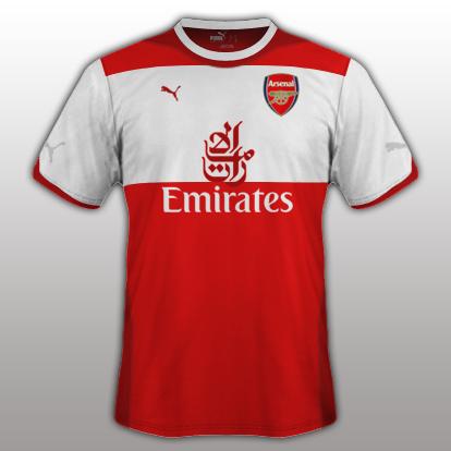 Arsenal 2015/16- Home