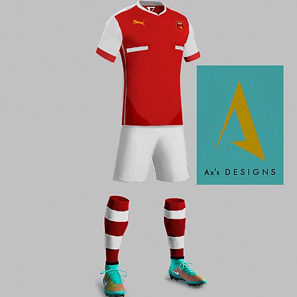 Fantasy kit Puma Arsenal