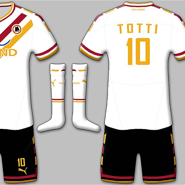 AS Roma - Puma Kit