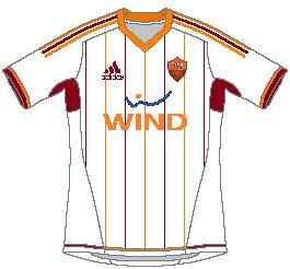 Roma Adidas Away